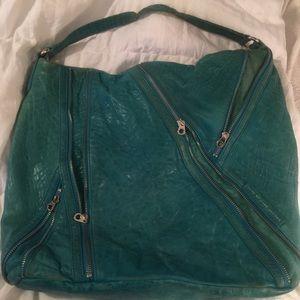 COPY - Marc Jacobs Blue Leather Purse